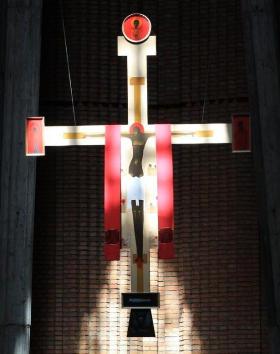 Ikona Zbawiciela Miłosiernego - Jerzy Nowosielski