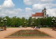 Kościół i klasztor dominikanów w Wilnie