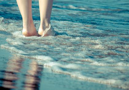 Chodzić po wodzie