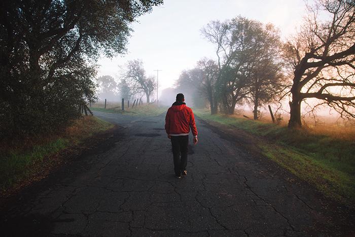 Daj mi poznać Twojedrogi, Panie, naucz mnie chodzić Twoimi ścieżkami